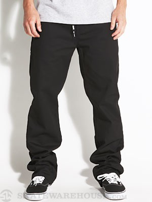 DGK Working Man 4 Chino Pants Black 36