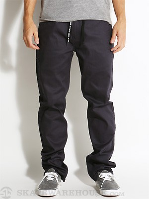 DGK Working Man 5 Chino Pants Navy 28