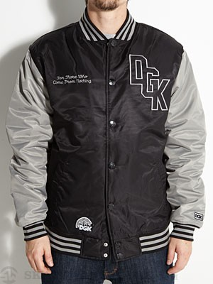 DGK World Class Jacket Black SM