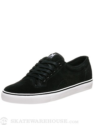 Dekline Bennett Shoes  Black/White