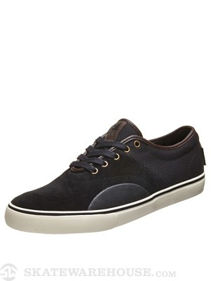 Dekline Bixby Shoes  Black/Oiled