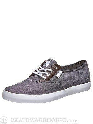 Dekline Daily Shoes  Grey/White/Cham