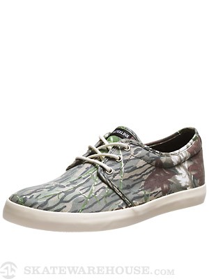 Dekline River Shoes  Real Tree Camo