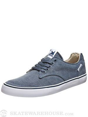 Dekline Tim Tim Shoes  Navy/White