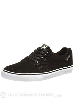 Dekline Tim Tim Shoes  Black/White