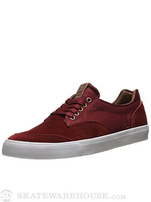 Dekline Tim Tim Shoes  Port/Antique