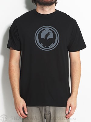 Dragon Icon Limited Tee Black SM