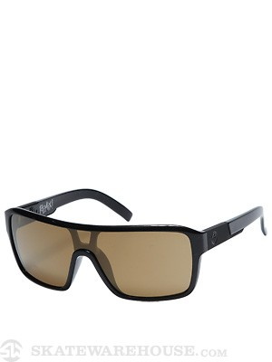 Dragon The Jam Remix Black/Gold w/ Gold Ion Lens