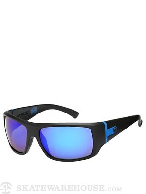 Dragon Vantage Matte H2O/Blue Polarized