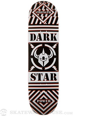 Darkstar Blunt Orange Deck  8.5 x 32