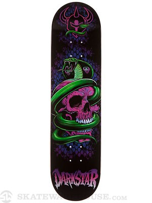 Darkstar Entrance Snake Pink Deck  8.0 x 31.6