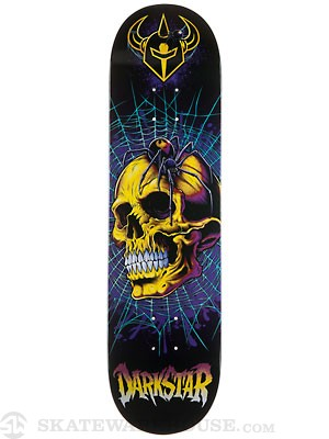Darkstar Entrance Spider Yellow Deck  8.25 x 31.7