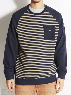 Dark Seas Grogram Custom Sweatshirt Navy MD