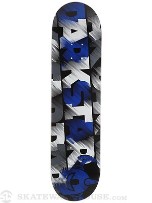 Darkstar Quarter Blue Deck 8 x 31.6