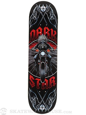 Darkstar Roadie Red Deck 8.25 x 31.7
