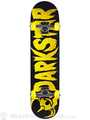 Darkstar Ultimate Yellow Complete 7.7 x 31.25