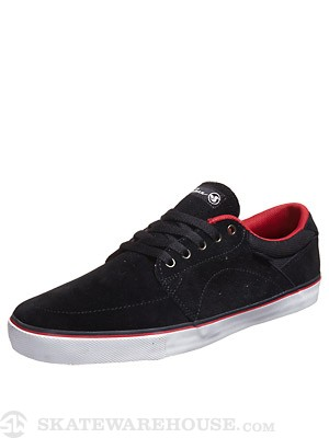 DVS Jarvis Shoes Black Weeman