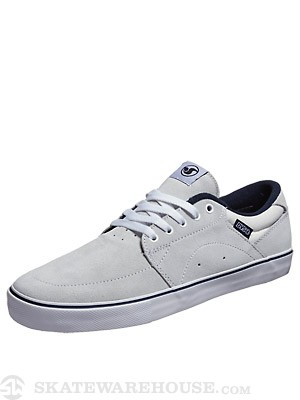 DVS Jarvis Shoes White Suede