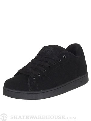 DVS Revival BTS Shoes Black Nubuck