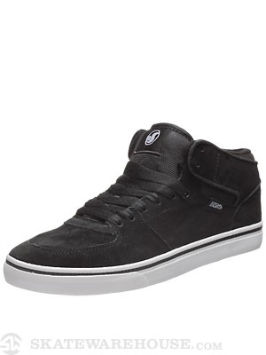 DVS Torey Shoes  Black Suede