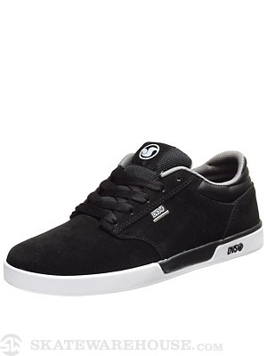 DVS Vapor Shoes  Black