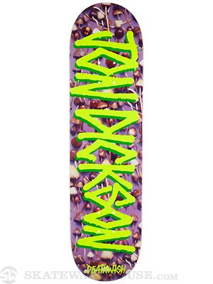 Deathwish Dickson Gang Name Shrooms Deck  8.125 x 31.5