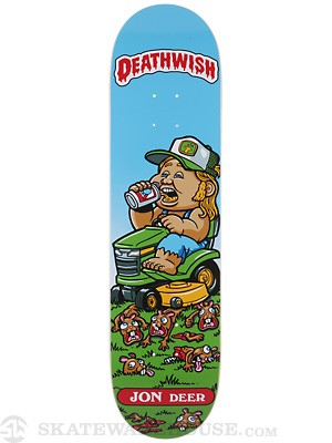 Deathwish Dickson Low Life Kids Deck  8.125 x 31.5