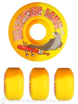 Deathwish Double Play Swirl Wheels 50mm