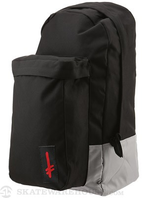 Deathwish Lucifer Backpack Black