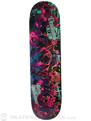 Deathwish Neen Bar Fight Deck  8.25 x 31.5