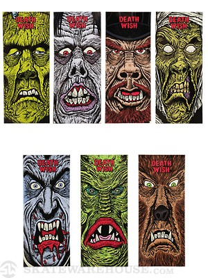 Deathwish Nightmare Stickers 7-Pack