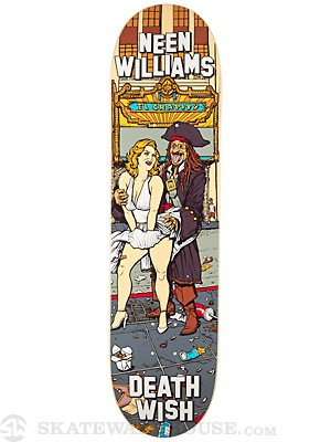 Deathwish Neen Walk Of Fame Deck  8.0 x 31.5