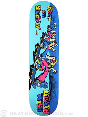 Deathwish Slash Keep On Slashin Reissue Deck  8.25x31.5