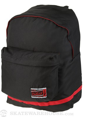Deathwish The Standard Backpack Black/Red