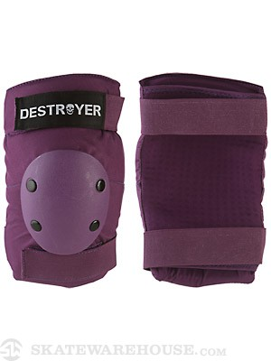Destroyer Professional Elbow Pads Purple