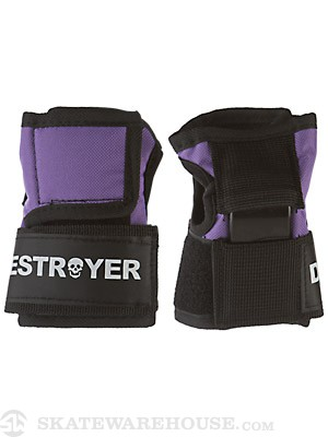 Destroyer Palm Guards Purple