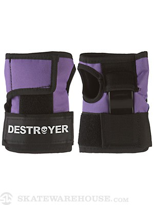 Destroyer Wrist Guards Purple