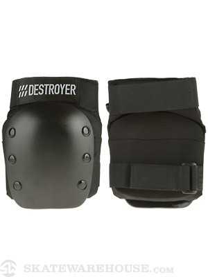 Destroyer Recreational Knee Pads  Black