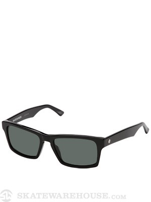 Hardknox Gloss Black/Melanin Grey Lens