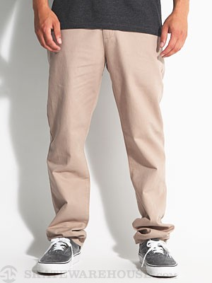 Eswic Stretch Chino Pants Khaki 36