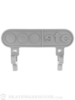 Etcetera Wall Ride Board Mount  Silver