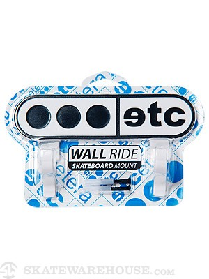 Etcetera Wall Ride Board Mount  White