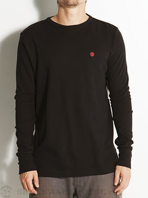 Element Cardinal Thermal Shirt Black LG