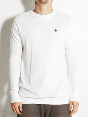 Element Cardinal Thermal Shirt White LG