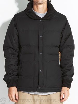 Element Emerald Hoboken Jacket Black LG