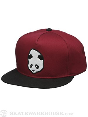 Enjoi All Nighter Hat Oxblood Adjust
