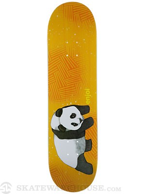 Enjoi Animal Series Panda Deck  8.25 x 31.7