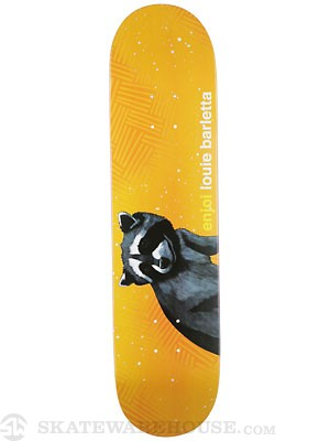 Enjoi Barletta Animal Series Deck  7.75 x 31.1