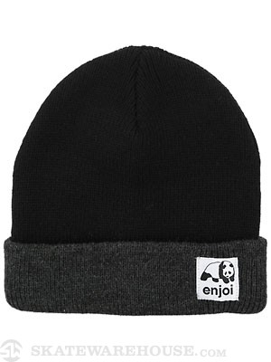 Enjoi Bum Smella Beanie Black