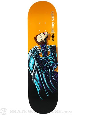 Enjoi Carlin Alien Deck  8.38 x 31.8